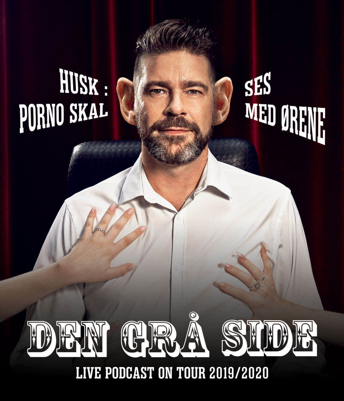 Den Grå Side - Live Podcast On Tour 2019/2020