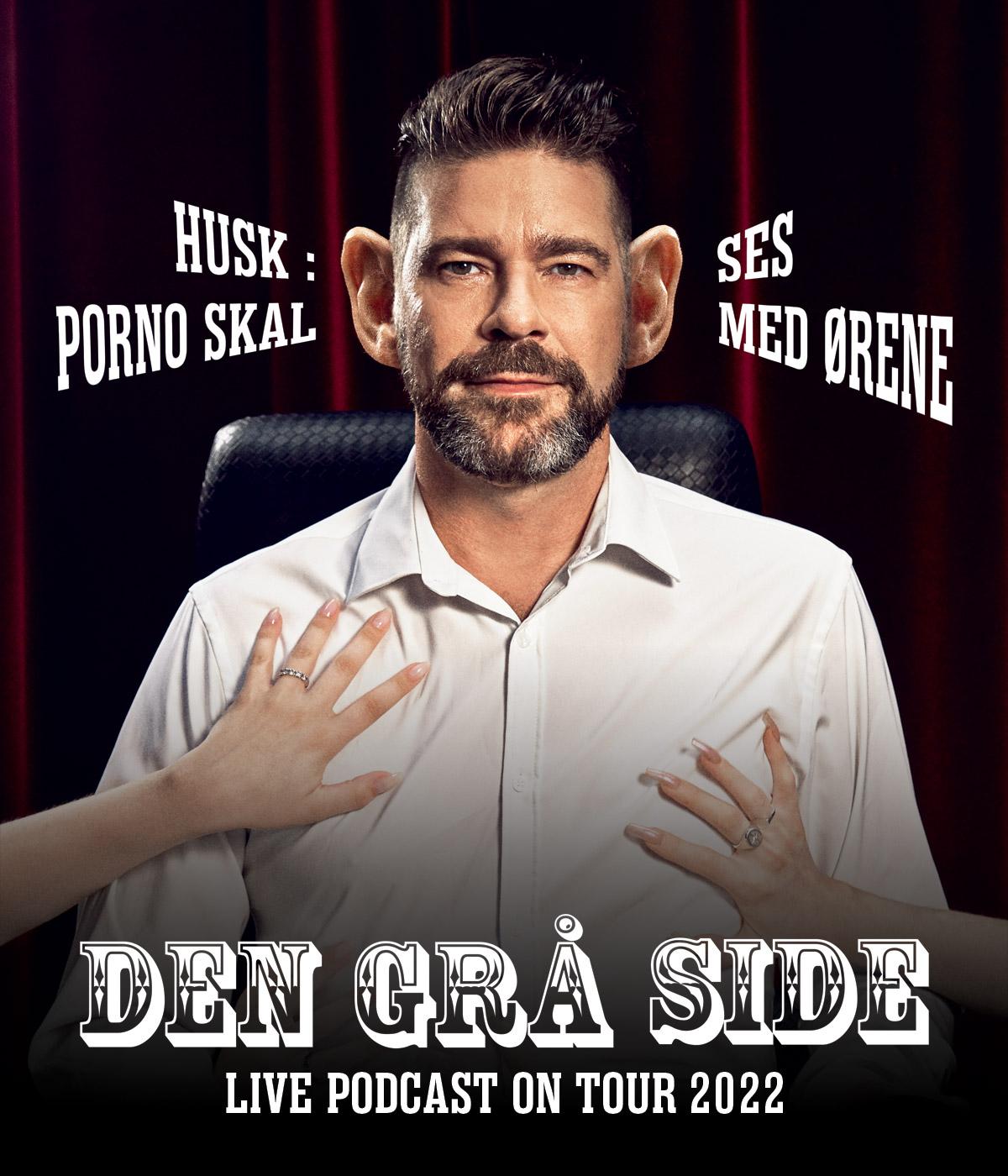 Den Grå Side - Live Podcast On Tour 2022